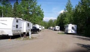 Black Spruce Campground