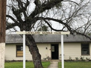 Lackland Saddle Club in Texas, San Antonio