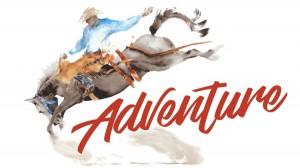 Adventure Logo in Texas, Fort Hood