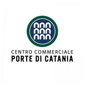 Porte di Catania shopping center Logo in Italy
