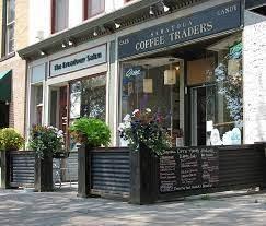 Saratoga Coffee Traders- location