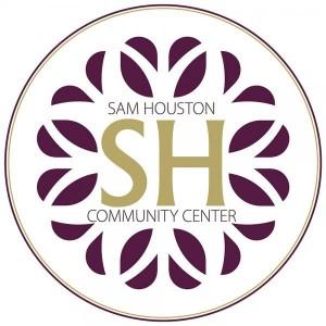 San Houston Community Center Logo in Texas, San Antonio