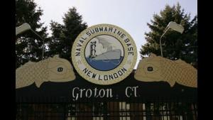 Naval Submarine Base New London-gate