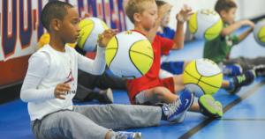 Children Activity in Texas, Fort Hood