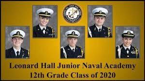 Leonard Hall Naval Academy 2020