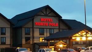 NorthPole Hotel in Alaska