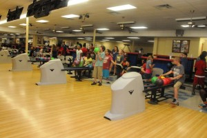 Youth Center Bowling in Jacksonville, Florida