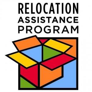 Relocation Logo in El Paso, Texas
