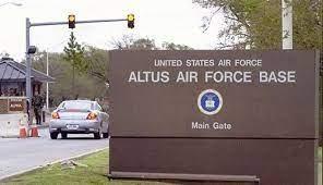 Altus Air Force Base- agte