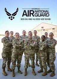savannah air national guard- staff
