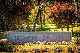 skidmore college- logo