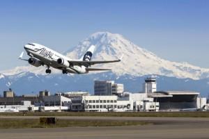 Seattle-Tacoma International Airport in Washington