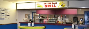 Gutterball Grill Counter in Jacksonville, Florida