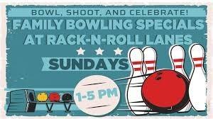 Rack-N-Roll Lanes- NSB Kings Bay event