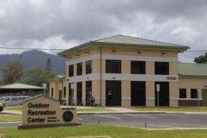 Outdoor Recreation Center in Wahiawa, Hawaii