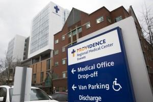 Providence Regional Hospital in Everett, Washington