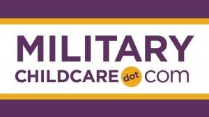 military child care.com logo in scofield barracks