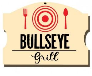 Bullseye Grill Logo in El Paso, Texas