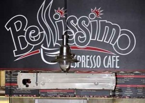 Bellissimo Cafe in Connecticut, New London