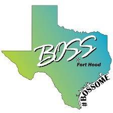 BOSS Logo in Texas, Fort Hood