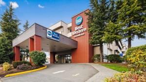 Best Western Cascadian Inn in Everett, Washington