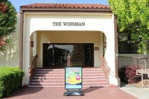 Wingman Café in Universal, Texas
