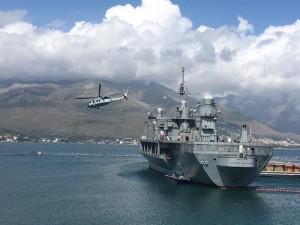naval Support activity naples Gaeta