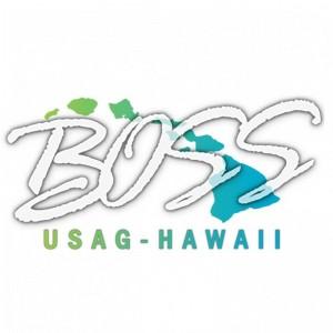 BOSS USAG-Hawaii Logo