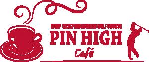 Pin High Cafe in Casey, South Korea