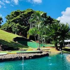 bay view mini-putt and zipline-golf