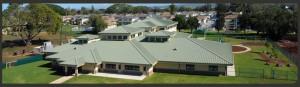 Schofield Barracks Child Development Center in Wahiawa, Hawaii