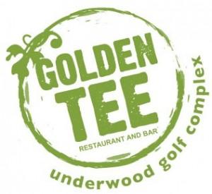 Golden Tee Logo in El Paso, Texas