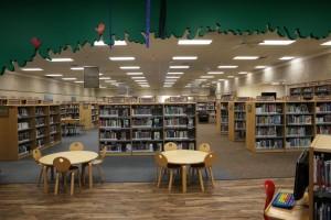 Cherry Point Bookshelves