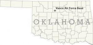 Base Operator - Vance AFB-map