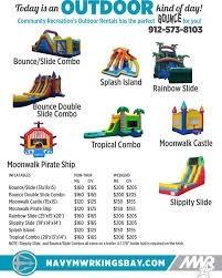 Outdoor Rentals- NSB Kings Bay poster
