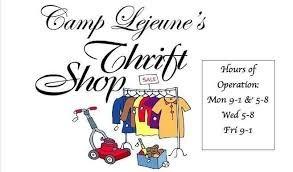 camp lejeune-thriftShop-2