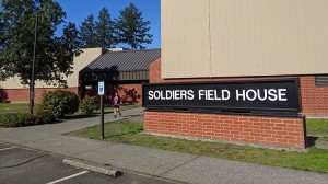 Soldiers Field House in Tacoma, Washington State