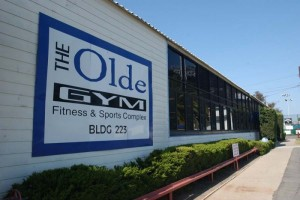 The olde gym