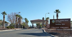 Fort-Bliss- pershing gate