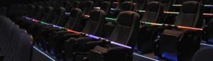 Flix Movie Theater in Rota, Spain