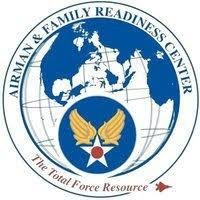 Airman and Family Readiness Center Logo in Osan, South Korea