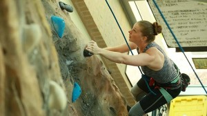 Ivy Fitness Center Climbing Wall in Colorado, Colorado Springs