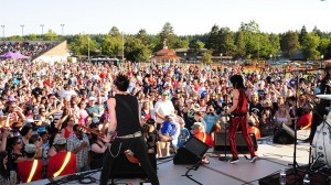 Concert Event in Tacoma, Washington State