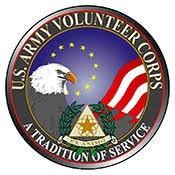 Fort Hood Volunteer Logo in Texas, Fort Hood