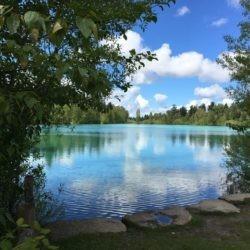 Wapato Lake in Tacoma, Washington State