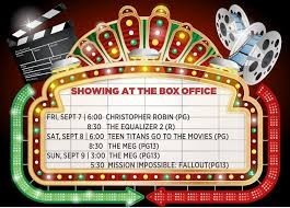 The Box Office- NSB Kings Bay movies showing