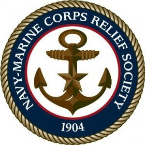 Navy Marine Corp Relief Society Logo in Bremerton Washington