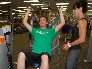 Base Gym Exercise in Jacksonville, Florida
