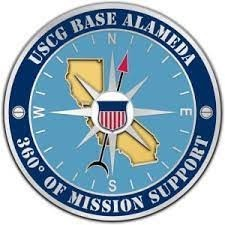 USCG Integrated Support Command Alameda-logo