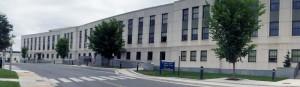 Fitness Center-NSA Bethesda buidling